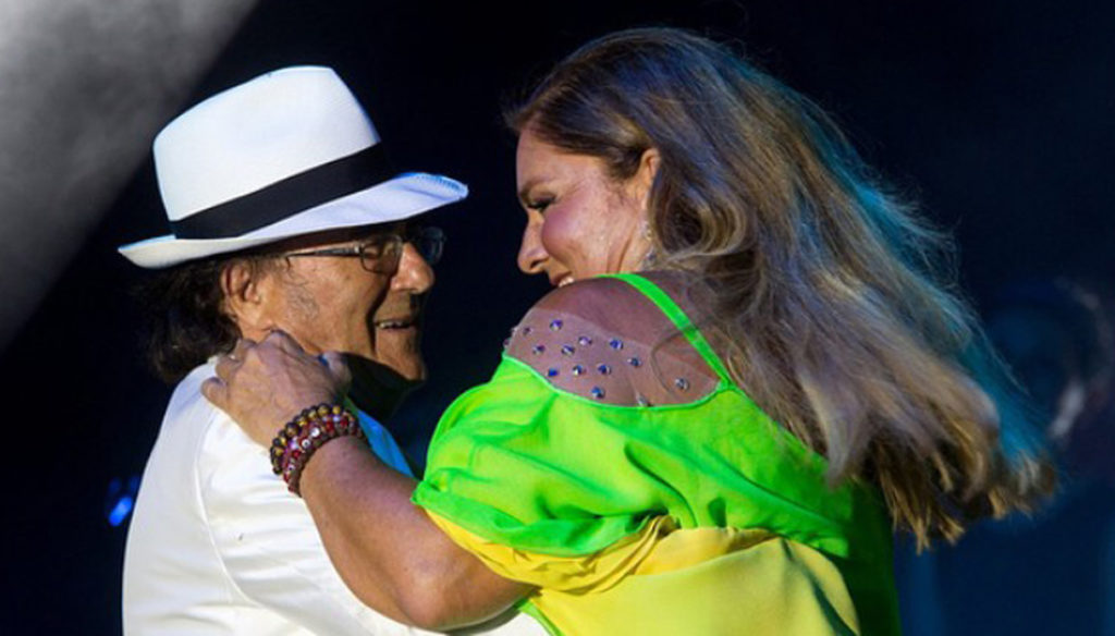 Al Bano Carrisi makes peace with Romina Power and thanks her publicly