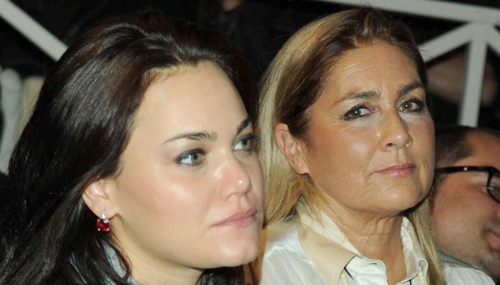 Romina Power e la figlia Romina Carrisi