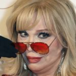 """Amanda Lear: """"I'll never be old."""" And he makes a revelation about Fellini"""