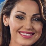 Anna Tatangelo returns to Naples and goes wild away from Gigi D'Alessio