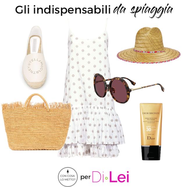 Beach essentials: 5 items to wear on the beach