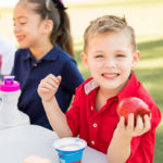 Children after the lockdown: fruit, water and lots of movement