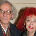 Christo, his wife Jeanne-Claude his great love and son Cyril