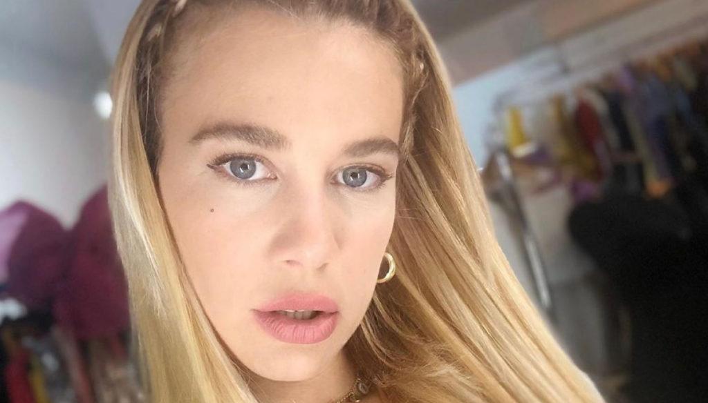 Clizia Incorvaia and Paolo Ciavarro split up: she vented on Instagram