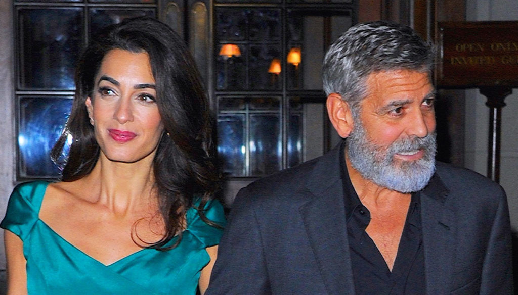 George and Amal Clooney in crisis: $ 500 million divorce ready