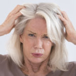 Gray hair and stress, there may be a relationship