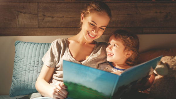 How to get children interested in reading: the golden rules