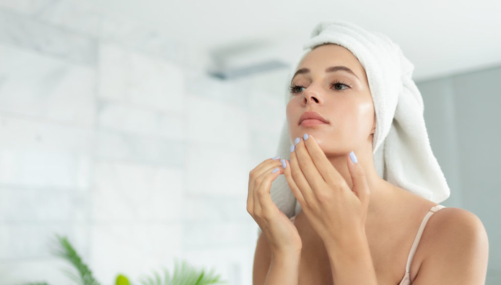 How to prevent and eliminate pimples on the chin