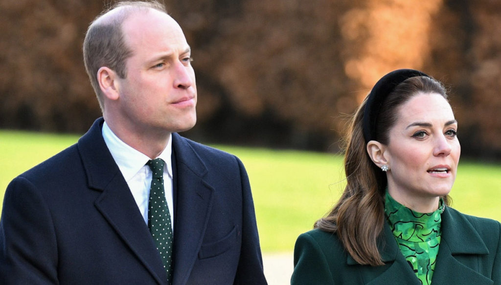 Kate Middleton and William go to Hollywood to silence Meghan Markle and Harry