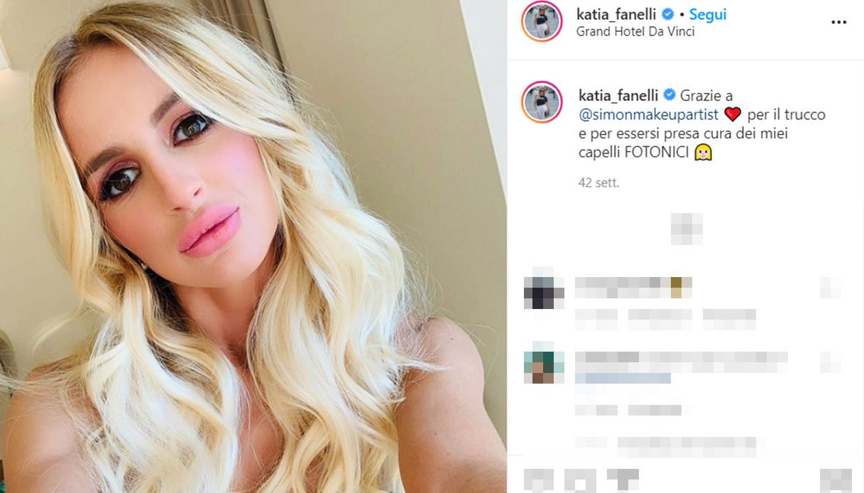 """katia-fanelli-ig """"width ="""" 1217 """"height ="""" 694 """"srcset ="""" https://tipsforwomens.org/wp-content/uploads/2020/06/Katia-Fanelli-from-Temptation-Island-to-GF-Vip-the-clue.jpg 1217w, https://tipsforwomens.org/wp-content/uploads/2020/06/Katia-Fanelli-from-Temptation-Island-to-GF-Vip-the-clue.jpg?resize=300,171 300w, https://Tipsforwomens.it/wp-content/uploads/sites /3/2020/06/katia-fanelli-ig.jpg?resize=768,438 768w, https://tipsforwomens.org/wp-content/uploads/2020/06/Katia-Fanelli-from-Temptation-Island-to-GF-Vip-the-clue.jpg? resize = 1024.584 1024w, https://tipsforwomens.org/wp-content/uploads/2020/06/Katia-Fanelli-from-Temptation-Island-to-GF-Vip-the-clue.jpg?resize=436.249 436w, https://Tipsforwomens.it/ wp-content / uploads / sites / 3/2020/06 / katia-fanelli-ig.jpg? resize = 1080,616 1080w """"sizes ="""" (max-width: 1217px) 100vw, 1217px """"><p id="""