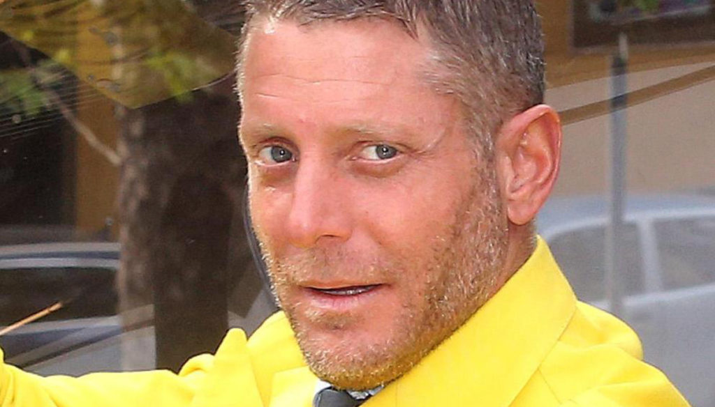 "Lapo Elkann, kisses with girlfriend Joana Lemos: ""I am a very happy man"""