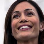 Mara Carfagna pregnant at 44 tells about her pregnancy