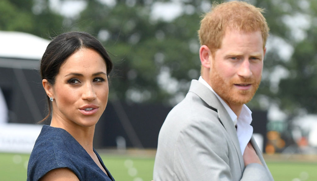 Meghan Markle and Harry rejected the new brand. They are ready to return to England
