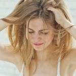 Natural remedies against redness of the scalp