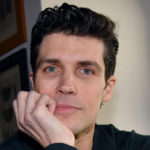 Roberto Bolle, tenderness in Venice with Daniel Lee