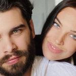 Stefano Sala again dad, Dasha Dereviankina gave birth to Damian
