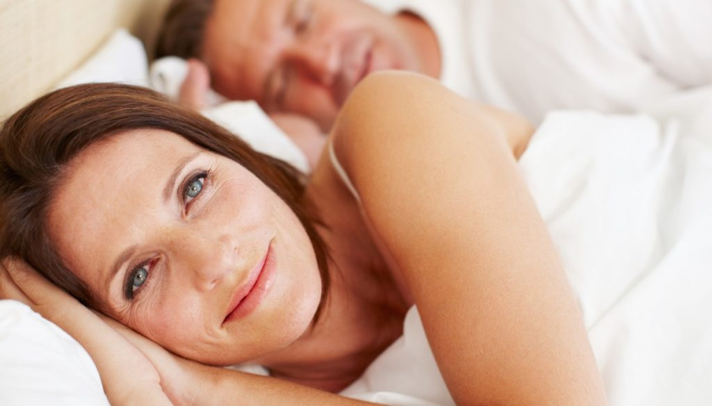 You sleep better next to your partner, science says