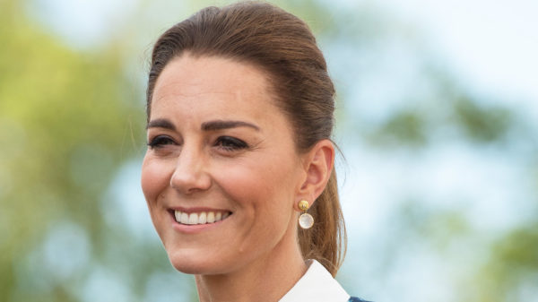Kate Middleton, the homage to Lady Diana is not convincing