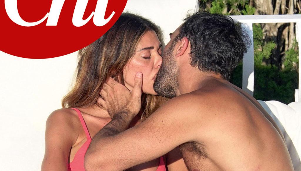 Stefano De Martino triumphs on TV and Belen Rodriguez kisses Gianmaria Antinolfi