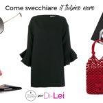 Little black dress: how to revive the little black dress