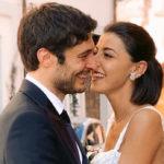 Antonella Liuzzi e Lino Guanciale