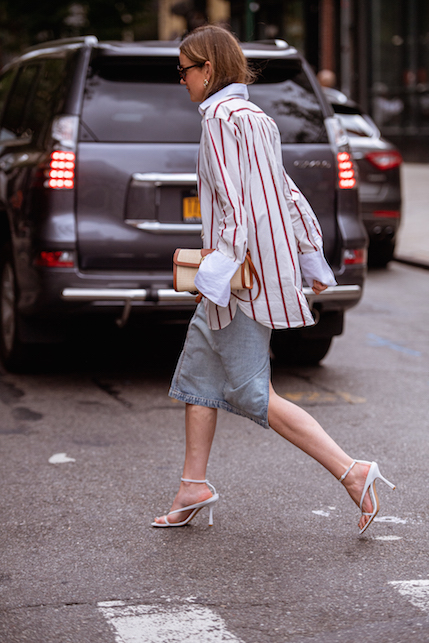 How to match summer stripes