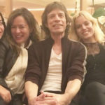 Mick Jagger, 77 years old celebrated with all his women