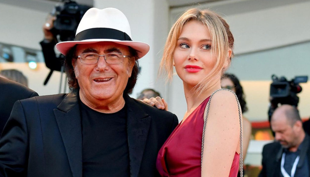 Al Bano, daughter Jasmine reveals a background on her music debut