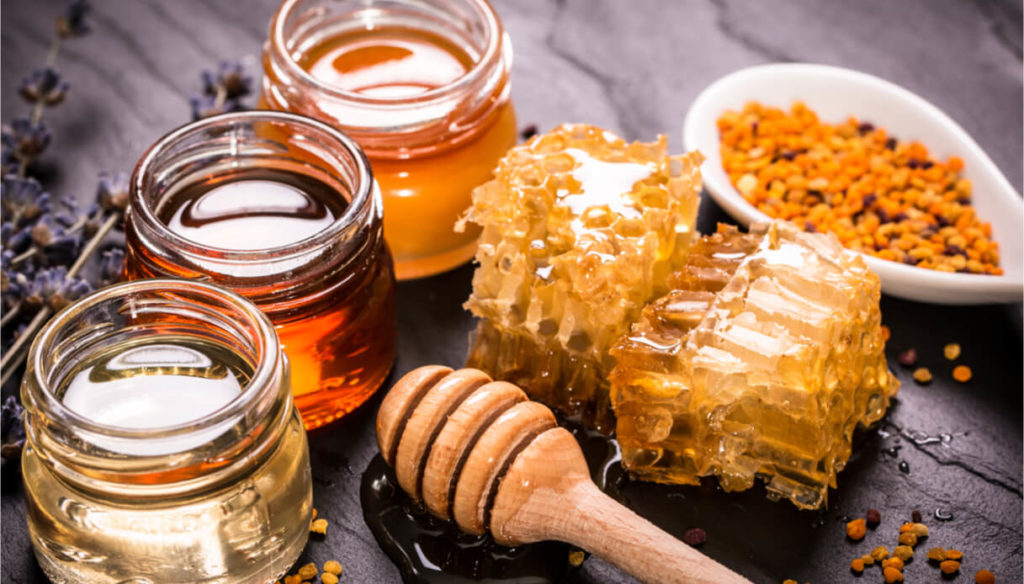 All the benefits of royal jelly