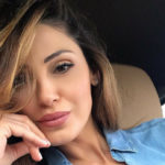 Anna Tatangelo tells the farewell to Gigi D'Alessio: he reacts on Instagram