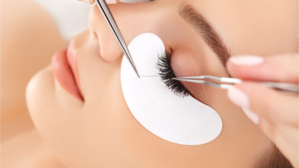 How eyelash extensions work