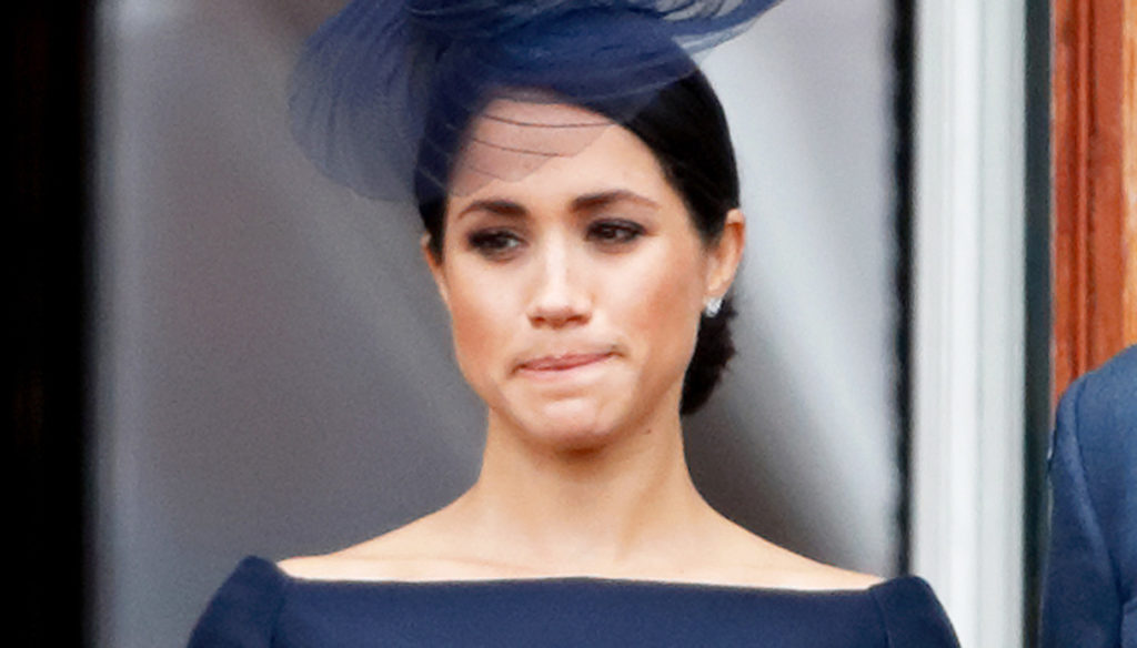 Meghan Markle mocked, the title that embarrasses the Palace