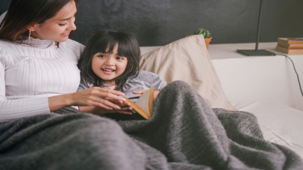 The 3 ingredients to make your child fall in love with reading