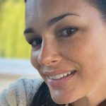 Alena Seredova embraces Nasi: in love and happy after the birth of Vivienne