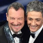 Amadeus and Fiorello together on Instagram waiting for Sanremo 2021
