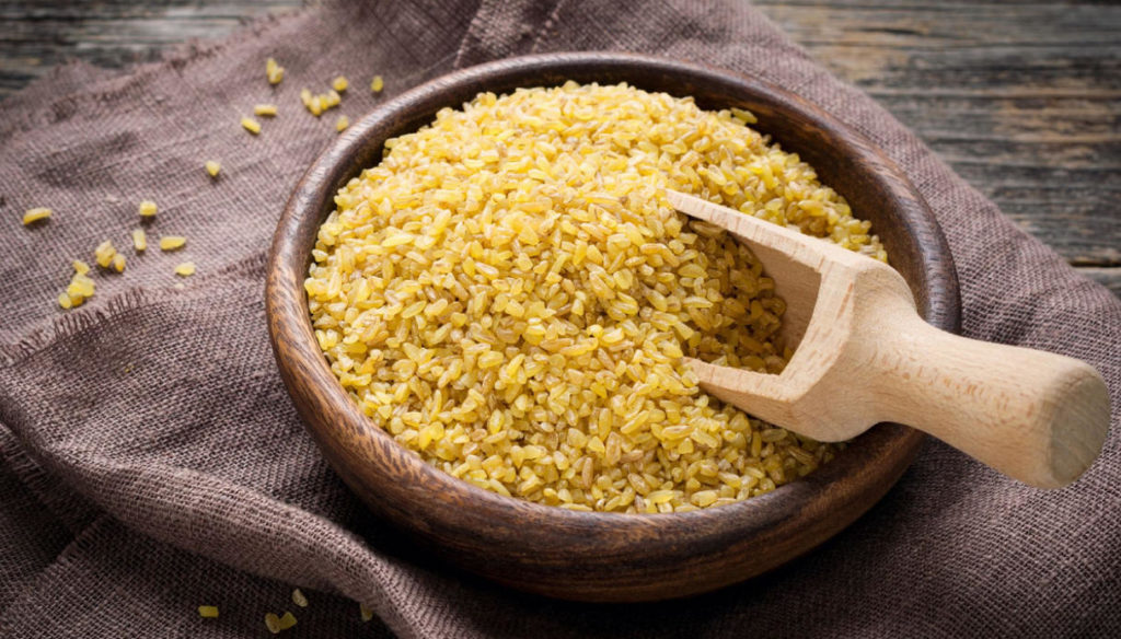 Bulgur, to lose weight and keep blood sugar under control