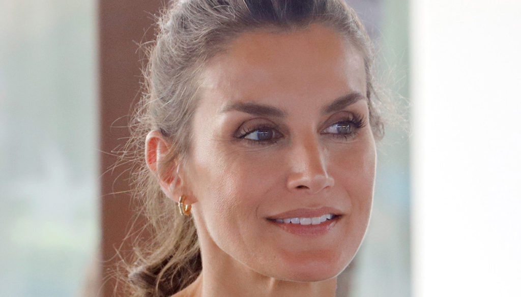 Letizia of Spain, the generous gesture hidden behind the choice of style