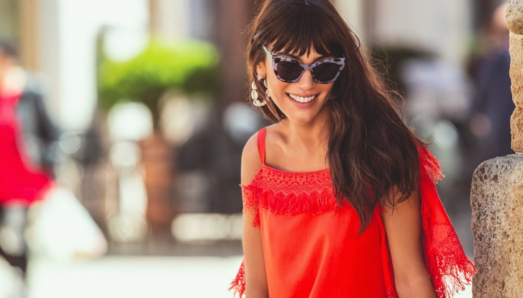 Summer themed shopping: it's time for red!