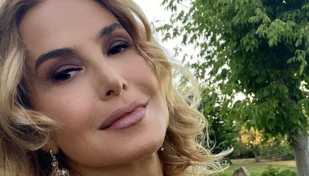 Barbara D'Urso is back to work: end of vacation in great shape on Instagram