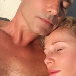 Alessia Marcuzzi: estate d'amore a Formentera con il marito