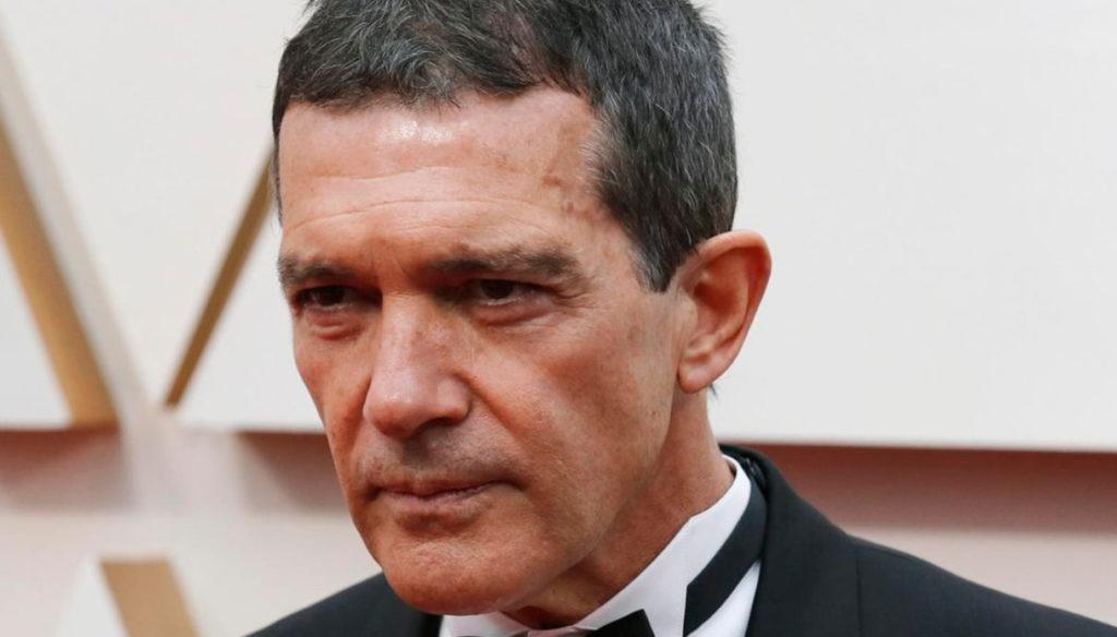 "Antonio Banderas: ""Positive for Coronavirus"". The announcement on his 60th birthday"