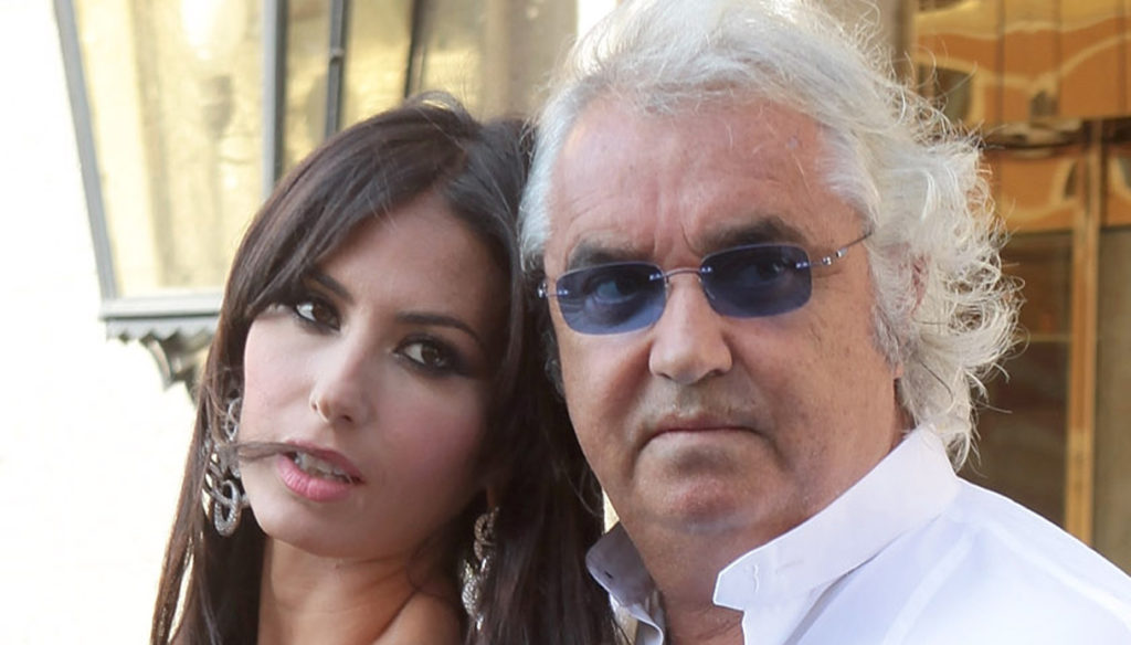 Elisabetta Gregoraci: Flavio Briatore would be against the GF Vip, but she will go there