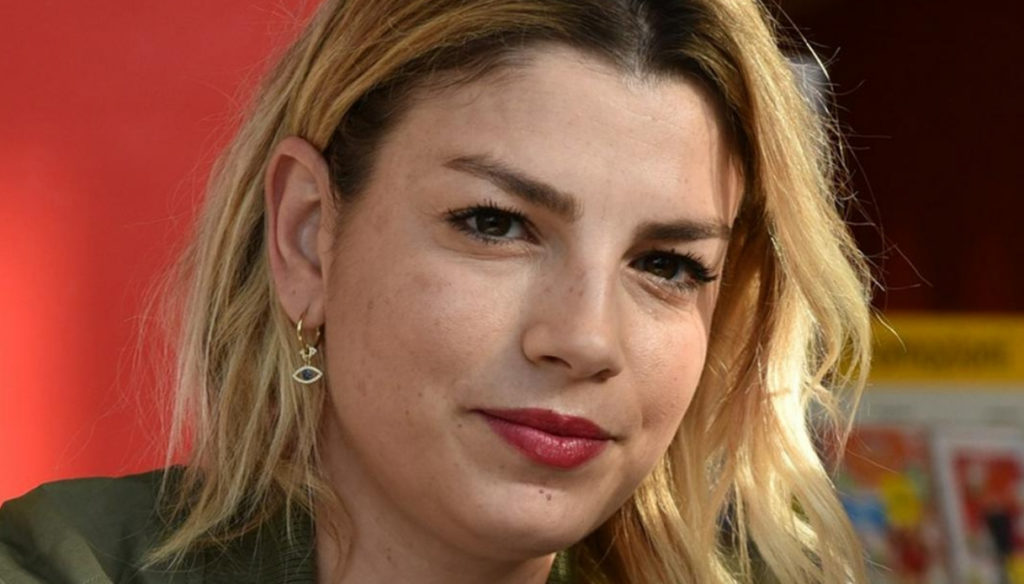 Emma Marrone, first bickering with Manuel Agnelli at the X Factor auditions