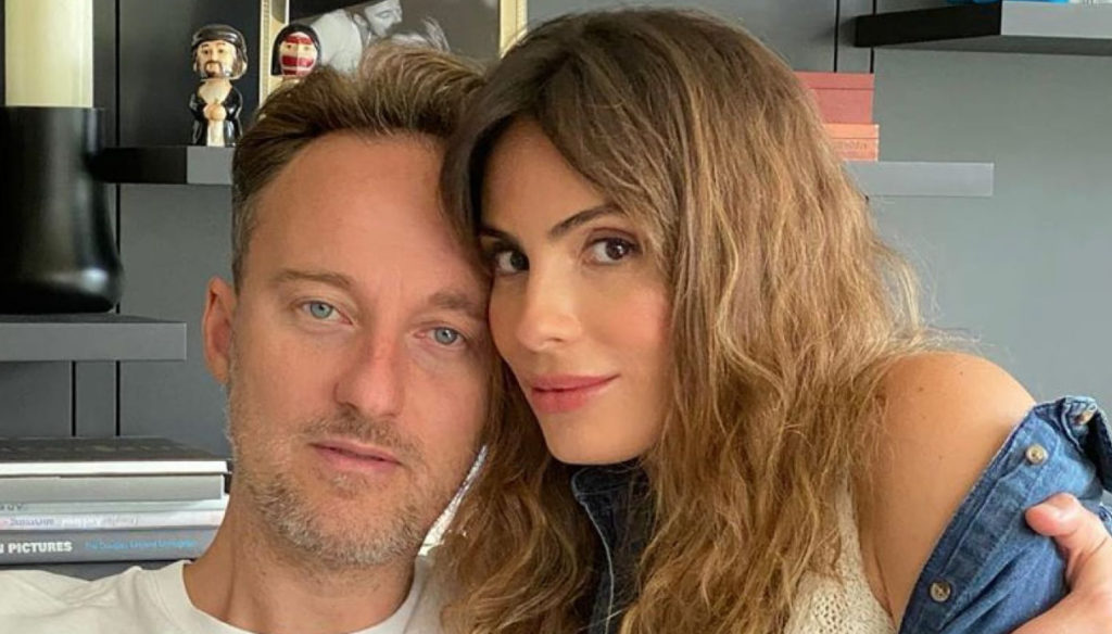 "Francesco Facchinetti, thieves at home: ""My wife has been sick for days"""