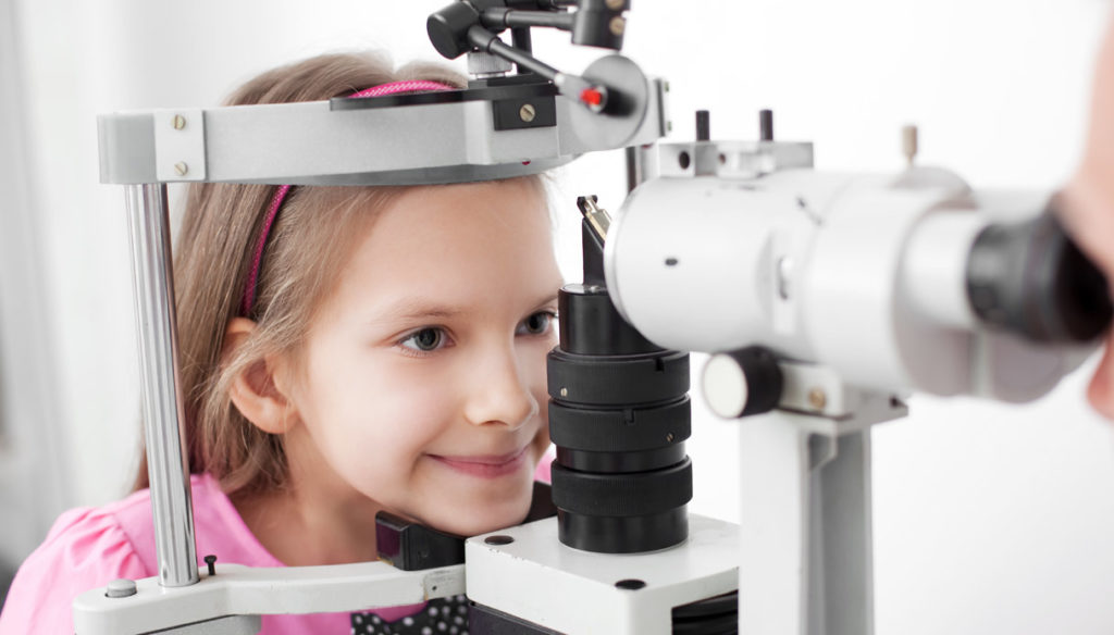 Is the school restarting? Eyes under control to avoid vision problems