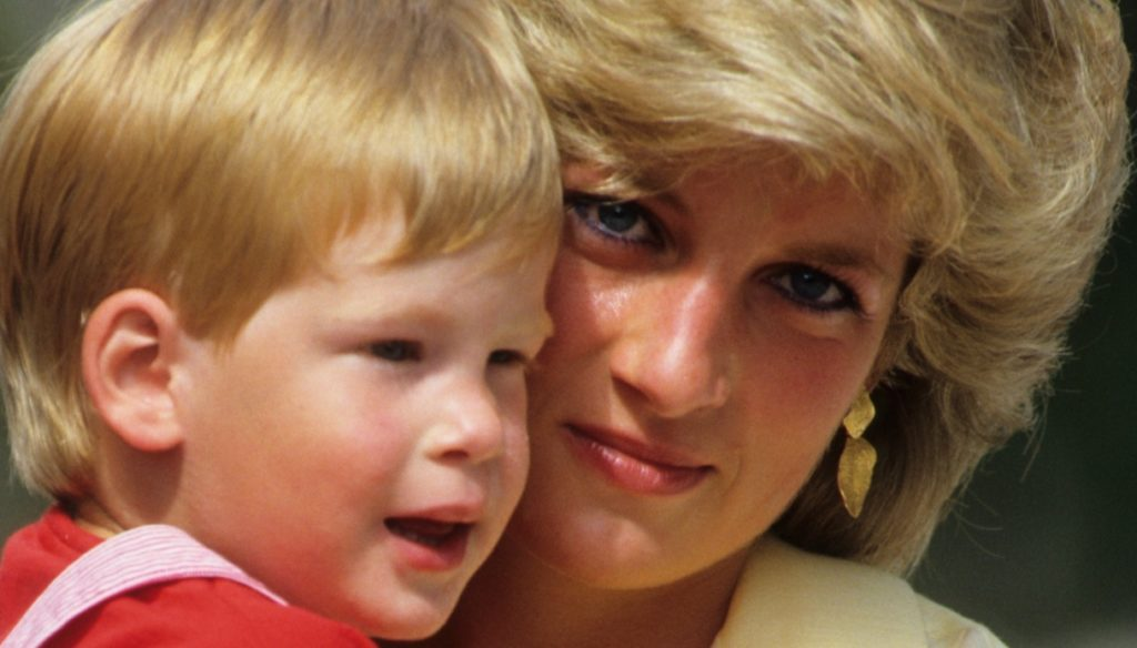 Lady Diana, when Harry could return to England