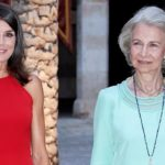 Letizia of Spain after Juan Carlos' farewell: from enemies to allies with Sofia