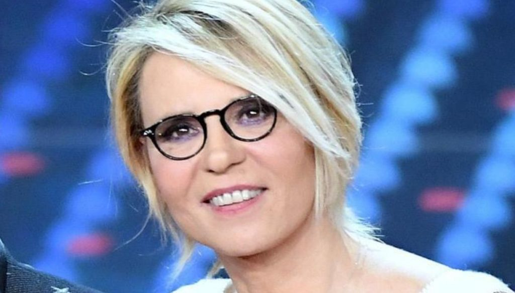 Maria De Filippi talks about her son Gabriele and confesses that she wants to become a grandmother