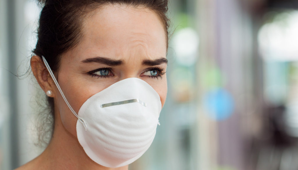 Masks, the test to understand if you breathe well