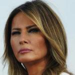 Melania refuses Donald Trump's hand (again)